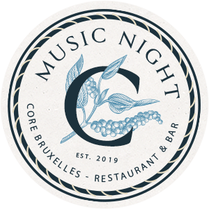 Core Music Night Badge