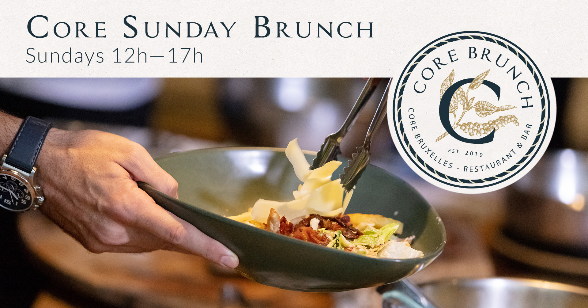 Core Sunday Brunch